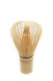 Tea whisk for matcha Royalty Free Stock Photos