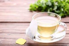 teabag τσαγιού φλυτζανιών στοκ φωτογραφίες με δικαίωμα ελεύθερης χρήσης