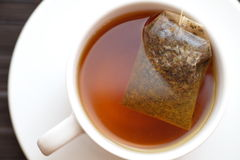 teabag στοκ εικόνα