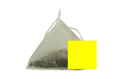 teabag lizenzfreie stockfotografie