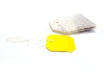 teabag стоковое изображение
