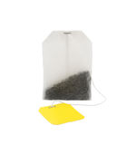 Teabag isolated Royalty Free Stock Photo