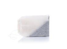 Teabag isolated on white background Stock Photography