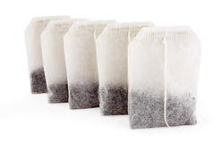 Teabag With Clipping Path Royalty Free Stock Images