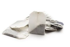Teabags Stock Images