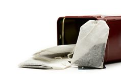 Teabags Royalty Free Stock Photo