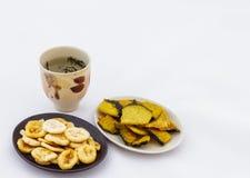 Teabreak 免版税库存照片