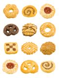 Teacakes immagine stock libera da diritti