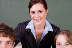 Teacher Royalty Free Stock Photography