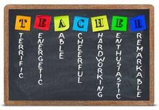Teacher concept Stock Photo