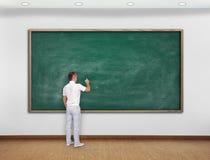 Teacher drawing Stock Photos