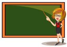 Teacher Female Stock Photo