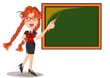 Teacher Female Royalty Free Stock Photo