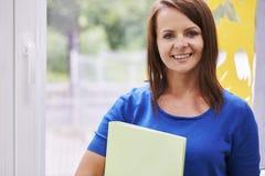 Teacher female Royalty Free Stock Images