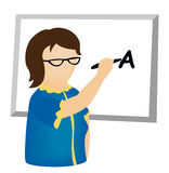 Teacher Icon Royalty Free Stock Images