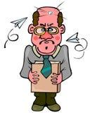 Teacher the loser Stock Image