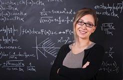 Teacher portrait Royalty Free Stock Image