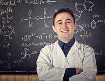 Teacher portrait Royalty Free Stock Photos