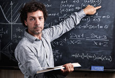 Teacher portrait Royalty Free Stock Images