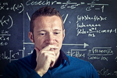 Teacher portrait Royalty Free Stock Photography