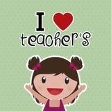 Teacher's Day Stock Images
