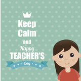Teacher's Day Royalty Free Stock Images