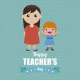 Teacher's Day Stock Photo