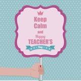 Teacher's Day Royalty Free Stock Photo