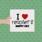 Teacher's Day Royalty Free Stock Photos