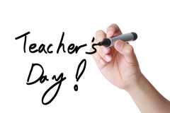 Teacher's Day Stock Image