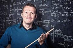 Teacher at school stock photos