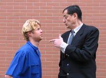 Teacher & Students Royalty Free Stock Photo
