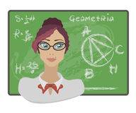 Free Teacher Women Royalty Free Stock Image - 32531196