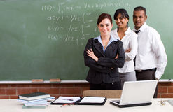 Teachers Royalty Free Stock Photography