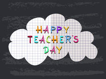 Teachers Day2 Stock Photos