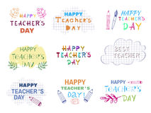 Teachers Day7 Royalty Free Stock Photo