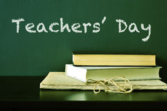 Teachers Day Stock Image