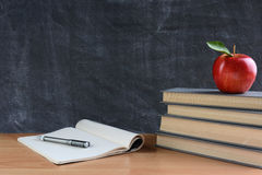 Teachers Desk Royalty Free Stock Photo