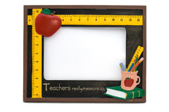 Teachers Frame 2 Stock Image