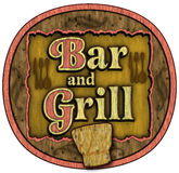 Teaches Bar and Grill Stock Images