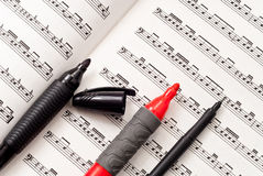 Teaching Music Stock Images