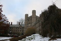 """Princeton University. """"Through teaching and research, we educate people who will contribute to society and develop knowledge that will make a difference in royalty free stock images"""