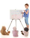 Teaching Toys Royalty Free Stock Photos