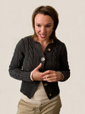 Teaching Woman stock photo