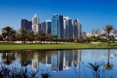 Teacom is a newly developed area of Dubai, UAE Stock Images