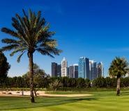 Teacom is a newly developed area of Dubai, UAE Royalty Free Stock Image