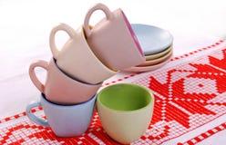 Teacup Imagens de Stock Royalty Free