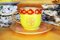 Teacup Fotografia de Stock
