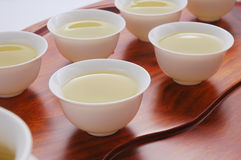 Teacup. Elegant traditional Chinese tea culture stock image