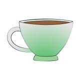 teacup Lizenzfreies Stockfoto